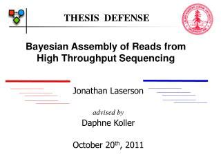 How to prepare a thesis defense presentation